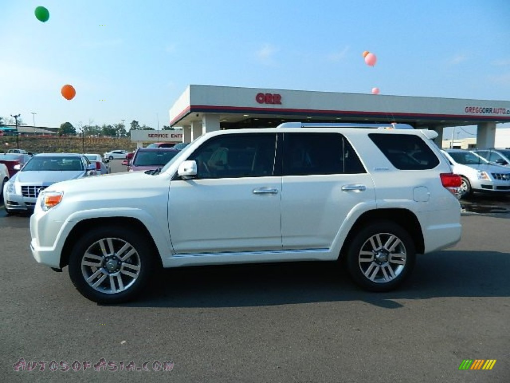2013 toyota 4runner limited in blizzard white pearl photo 6 047440 autos of asia japanese. Black Bedroom Furniture Sets. Home Design Ideas