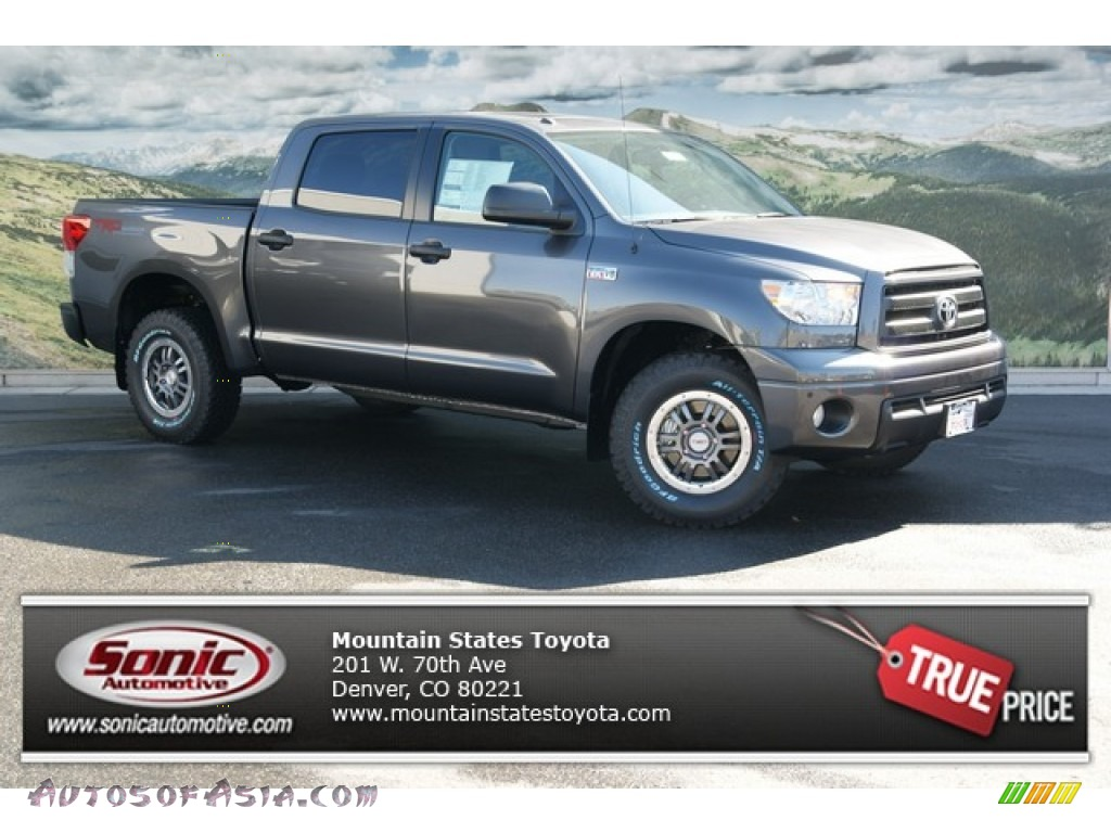 2013 toyota tundra trd rock warrior crewmax 4x4 in magnetic gray metallic 272025 autos of. Black Bedroom Furniture Sets. Home Design Ideas