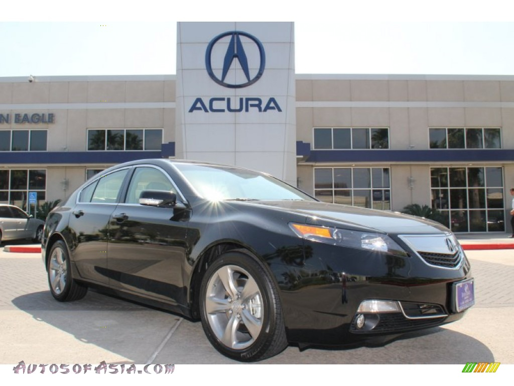Used Cars For Sale In Houston Tx John Eagle Acura: 2013 Acura TL Advance In Crystal Black Pearl Photo #17