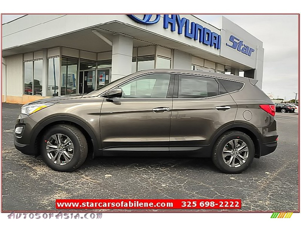 2013 hyundai santa fe sport awd in cabo bronze photo 2 019305 autos of asia japanese and. Black Bedroom Furniture Sets. Home Design Ideas