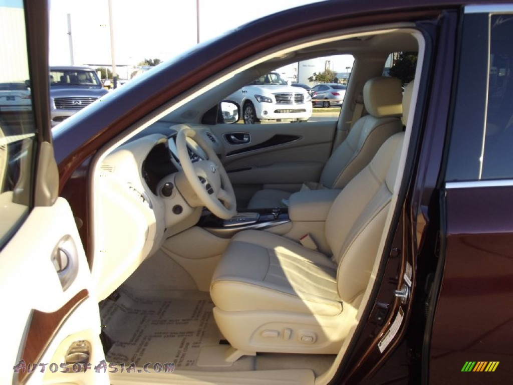 2013 Infiniti Jx 35 In Midnight Garnet Photo 12 325066