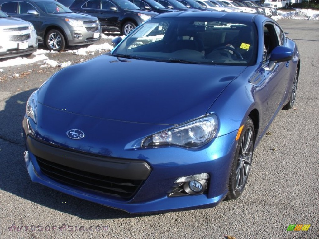 2013 subaru brz limited in galaxy blue silica photo 2 601652 autos of asia japanese and. Black Bedroom Furniture Sets. Home Design Ideas