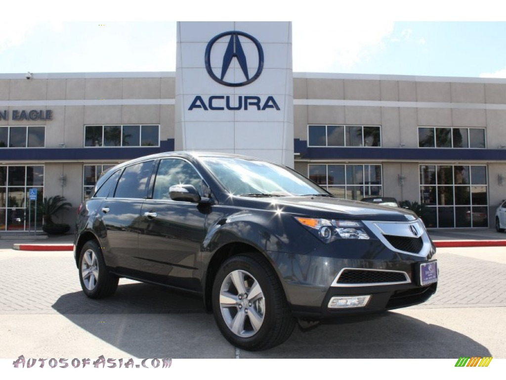 2013 Acura Mdx Sh Awd In Graphite Luster Metallic 513308