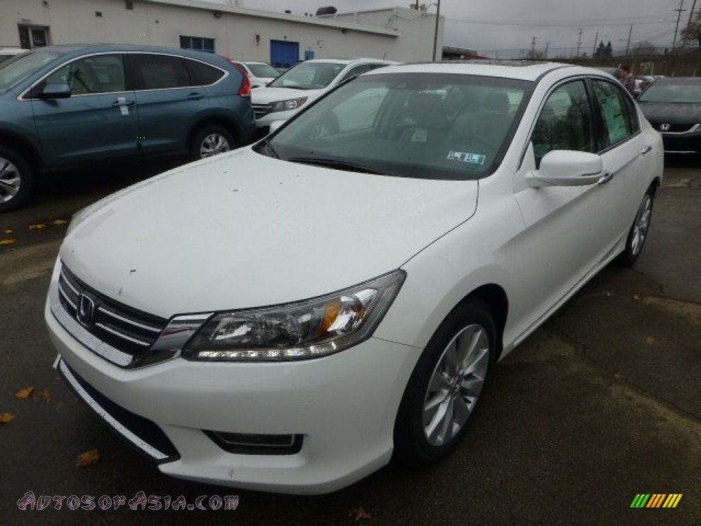 2013 honda accord touring sedan in white orchid pearl. Black Bedroom Furniture Sets. Home Design Ideas