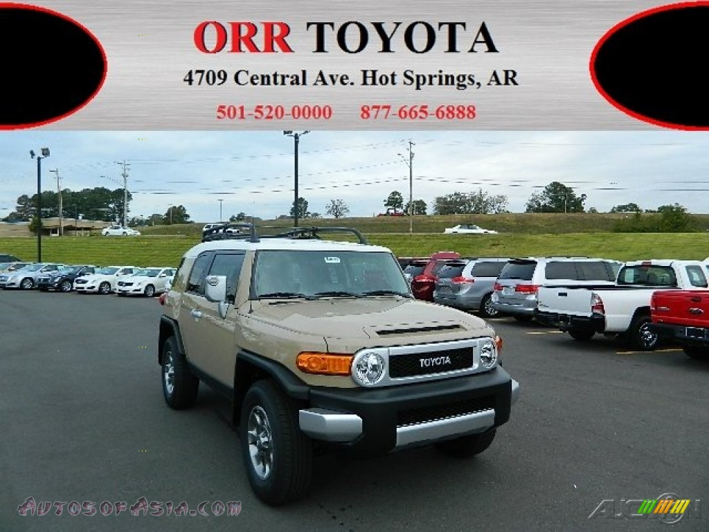 2013 toyota fj cruiser trail teams special edition 4wd in quicksand 151930 autos of asia. Black Bedroom Furniture Sets. Home Design Ideas