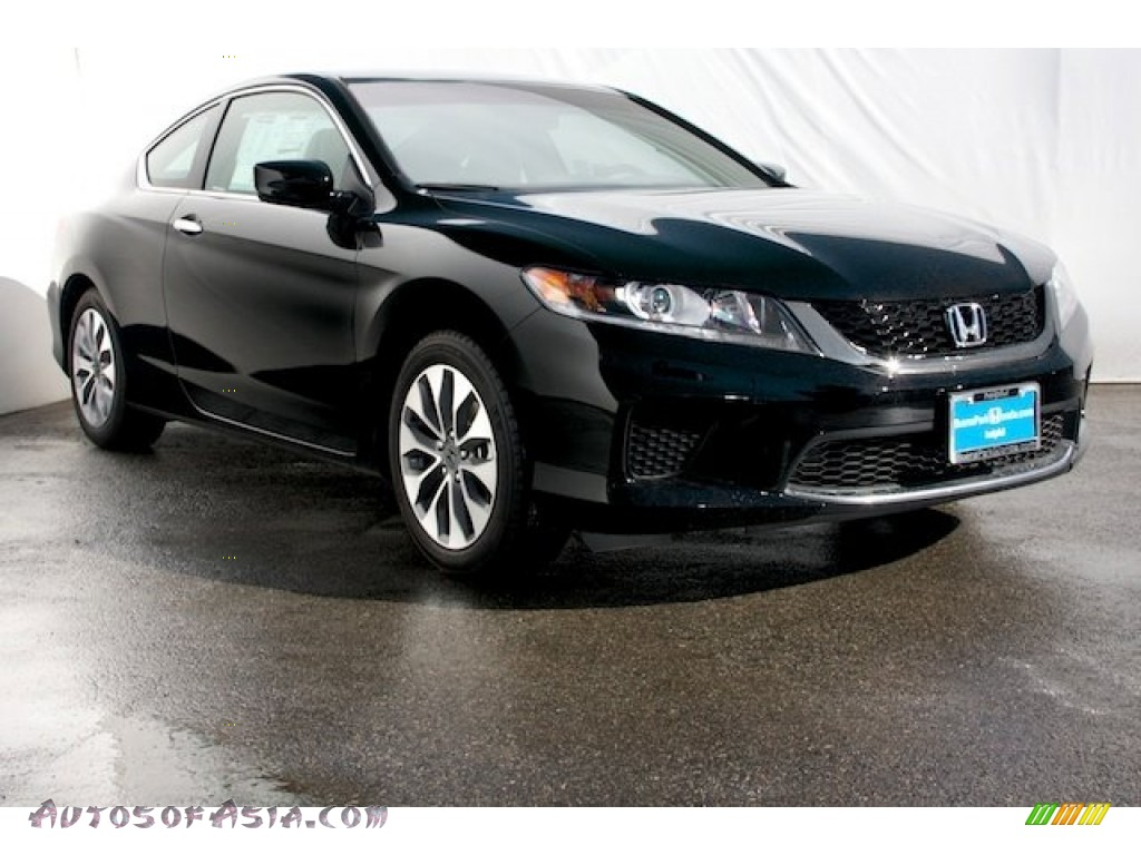 2013 honda accord lx s coupe in crystal black pearl 009278 autos of asia japanese and. Black Bedroom Furniture Sets. Home Design Ideas