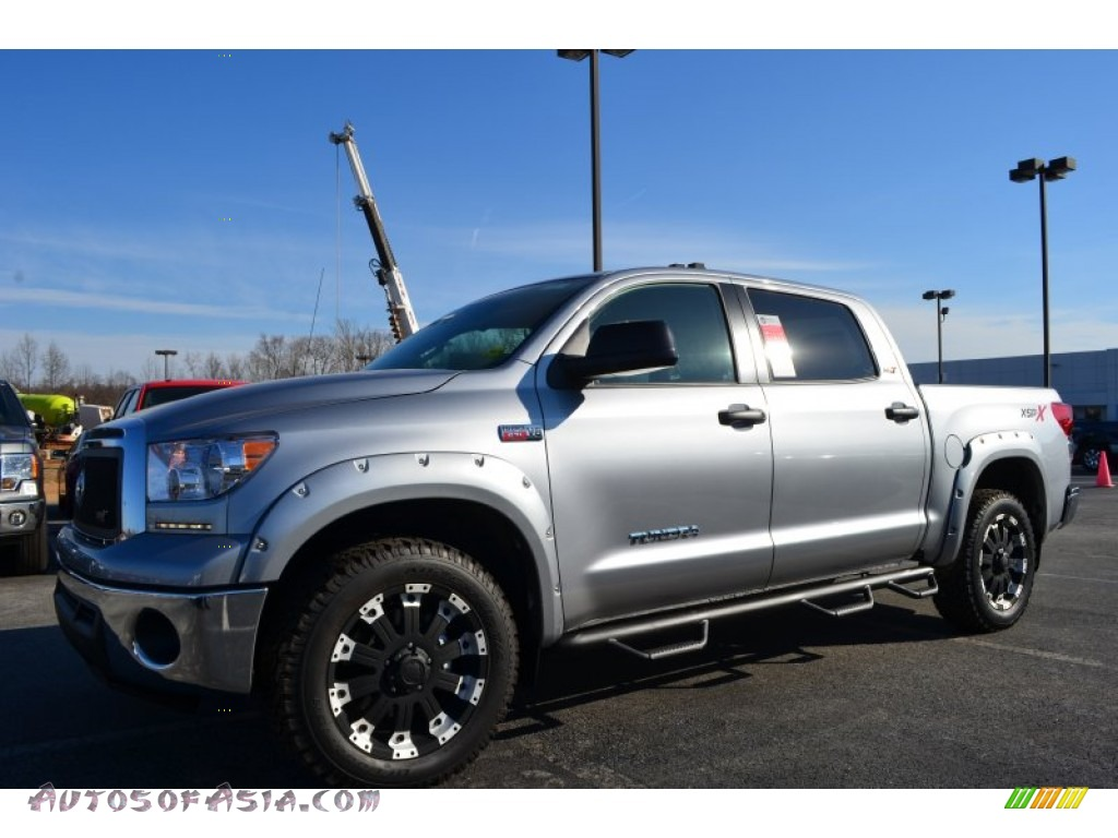 2013 toyota tundra xsp x crewmax 4x4 in silver sky metallic 274348 autos of asia japanese. Black Bedroom Furniture Sets. Home Design Ideas