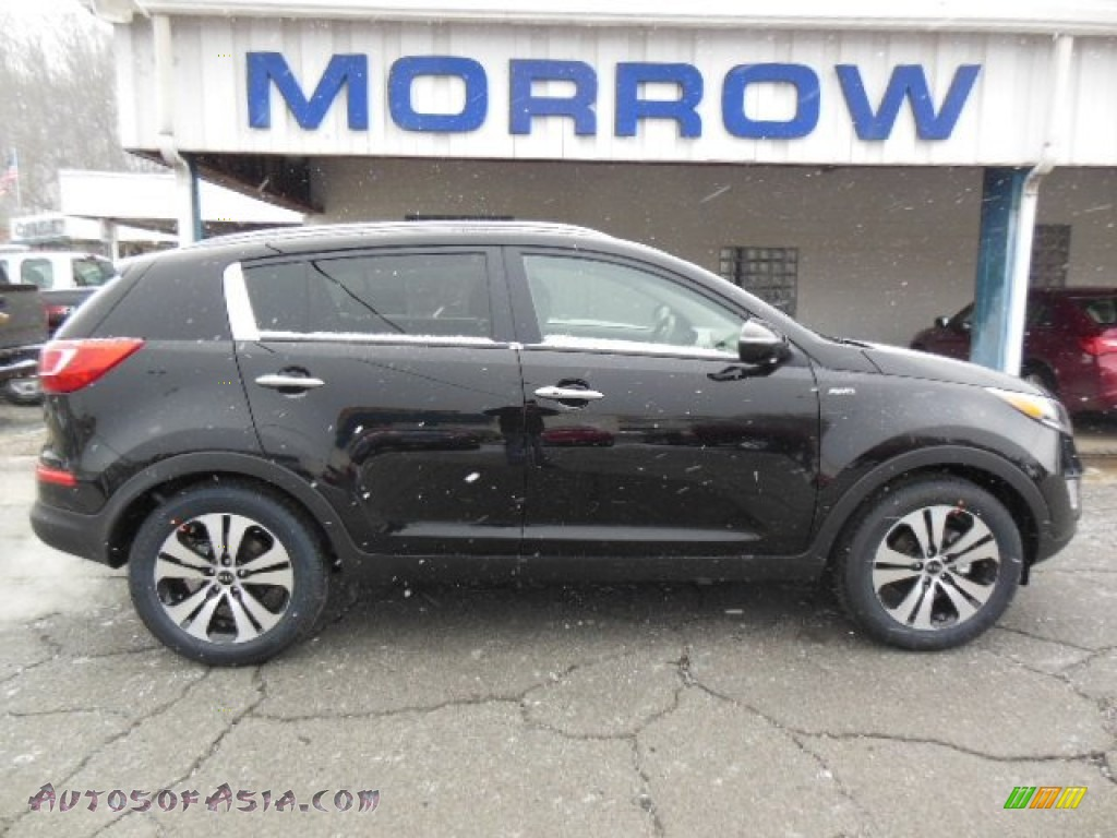 2013 kia sportage ex awd in black cherry 427946 autos of asia japanese and korean cars for. Black Bedroom Furniture Sets. Home Design Ideas