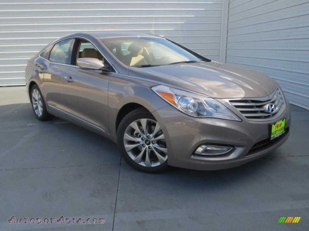 2013 Hyundai Azera In Bronze Mist Metallic 231265 Autos Of Asia Japanese And Korean Cars