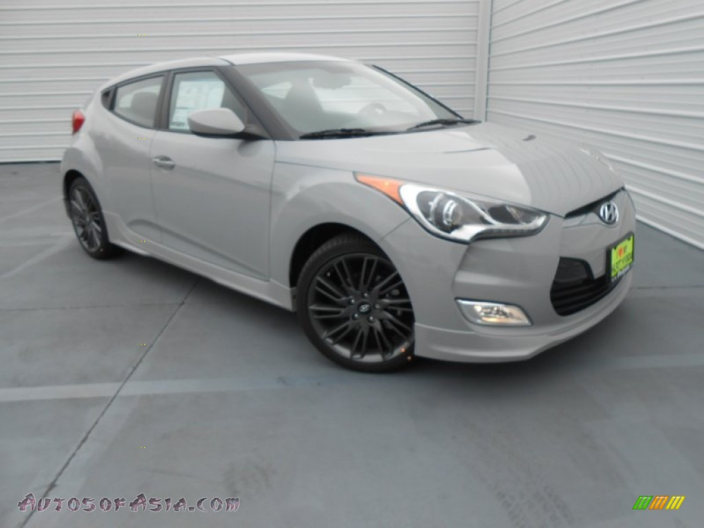 2013 Hyundai Veloster Re Mix Edition In Sprint Gray