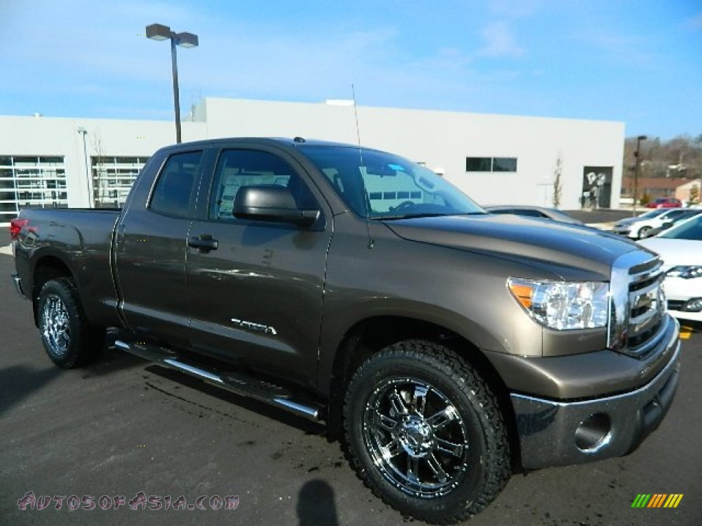 2013 Toyota Tundra Tss Double Cab In Pyrite Mica 059557