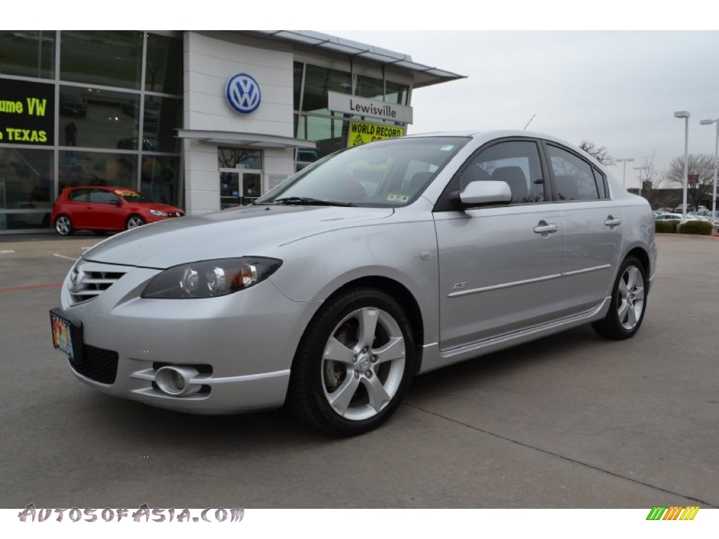 2006 mazda mazda3 s touring sedan in sunlight silver. Black Bedroom Furniture Sets. Home Design Ideas