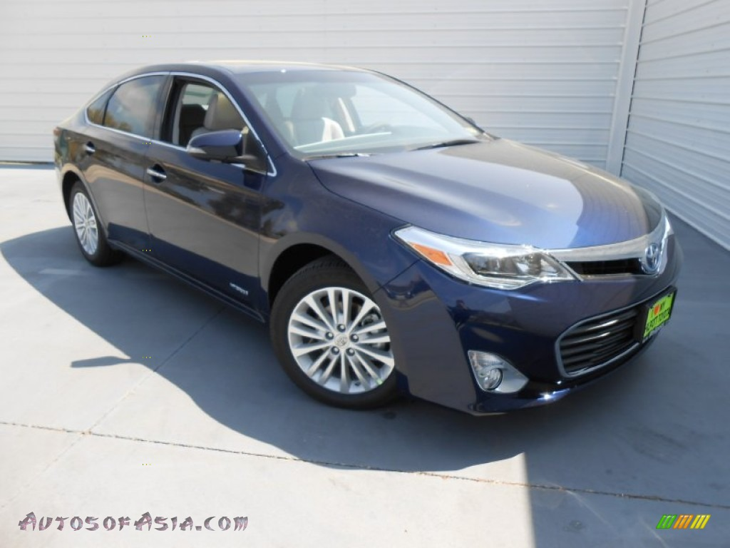 2013 toyota avalon hybrid limited in nautical blue metallic photo 33 006463 autos of asia. Black Bedroom Furniture Sets. Home Design Ideas