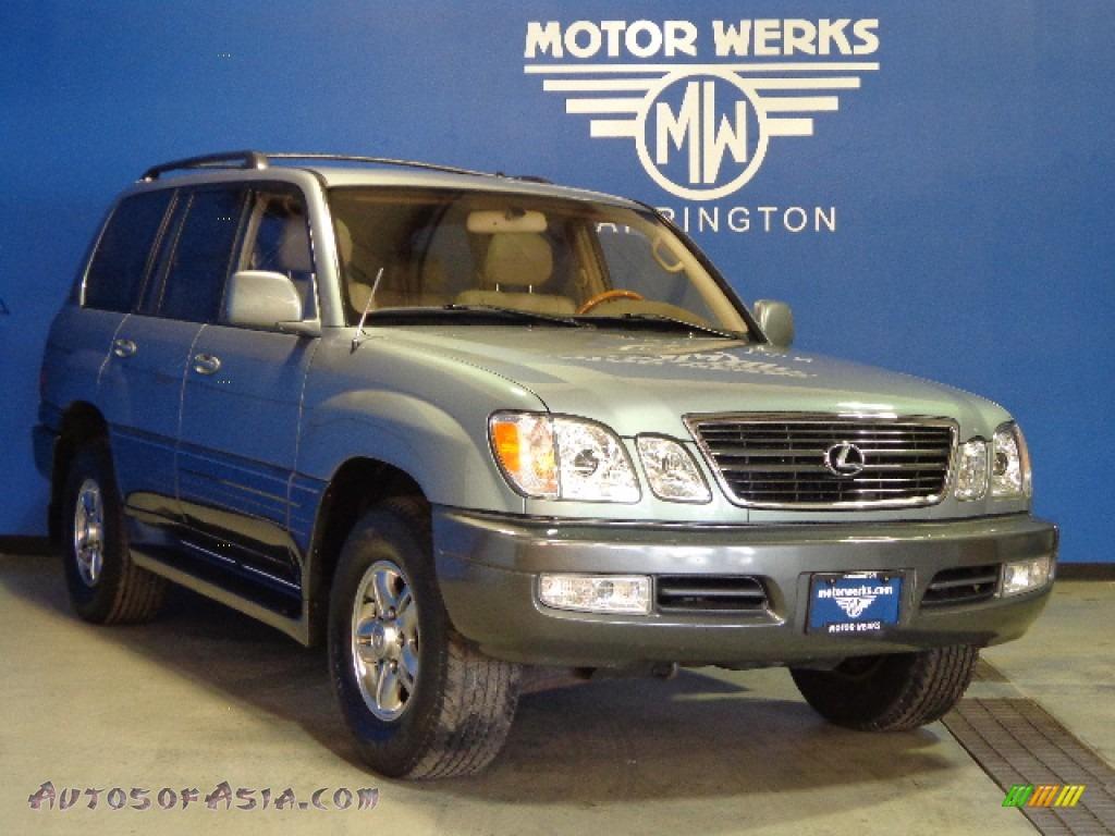 2001 lexus lx 470 in black onyx photo 20 506977 autos for Motor werks cadillac of barrington barrington il