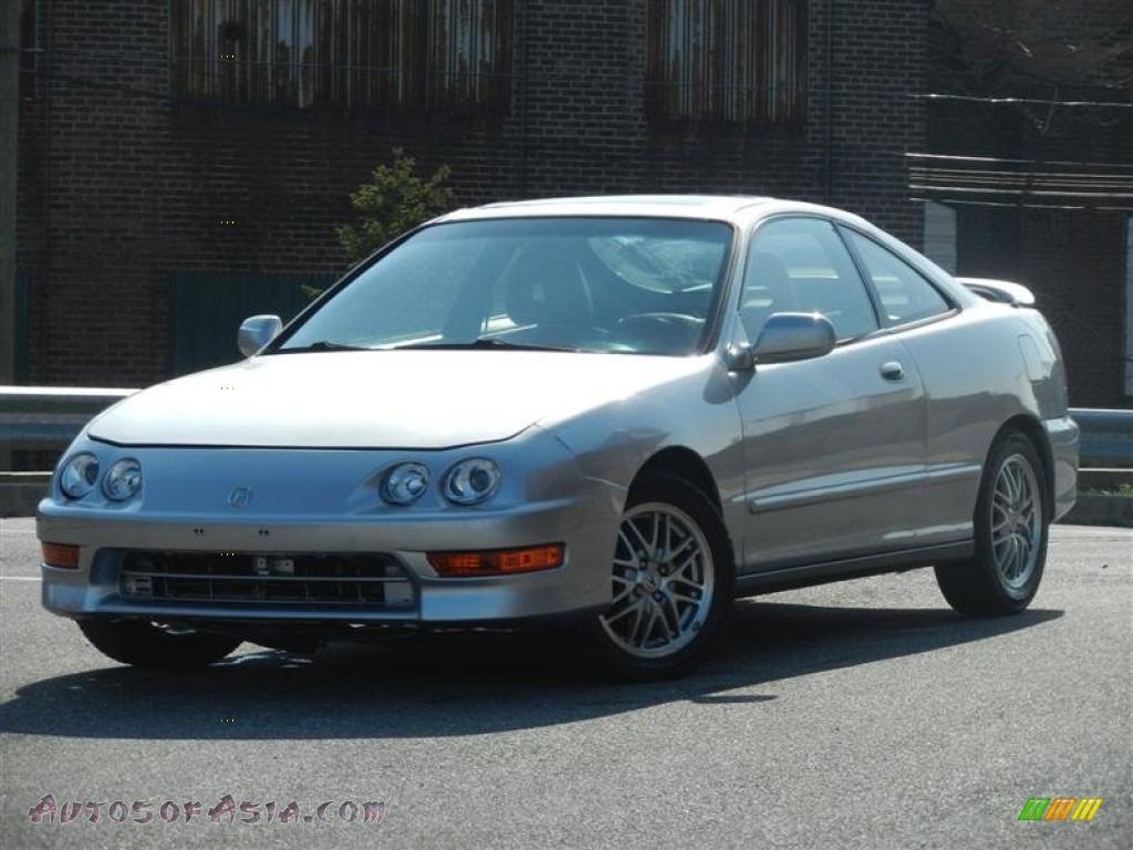 2001 Acura Integra LS Coupe in Satin Silver Metallic ...