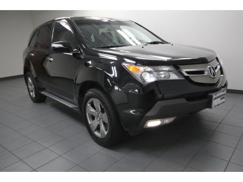 Park  Acura on 2008 Acura Mdx Sport In Formal Black   536373   Autos Of Asia