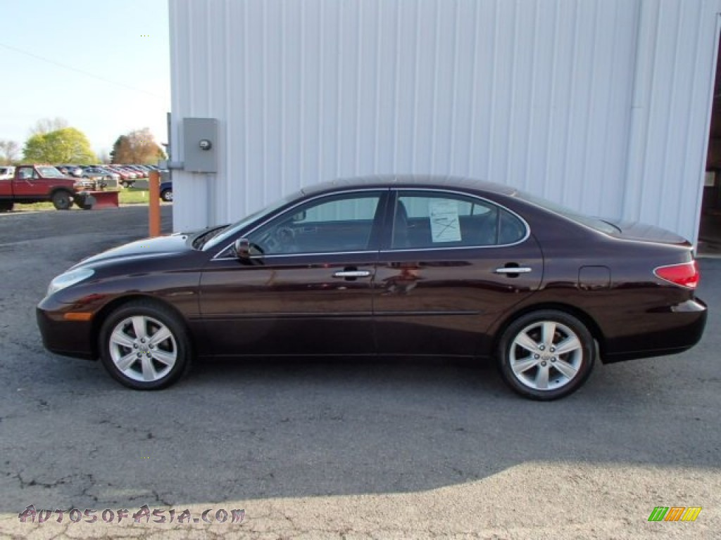 2005 lexus es 330 in black garnet pearl 125559 autos. Black Bedroom Furniture Sets. Home Design Ideas