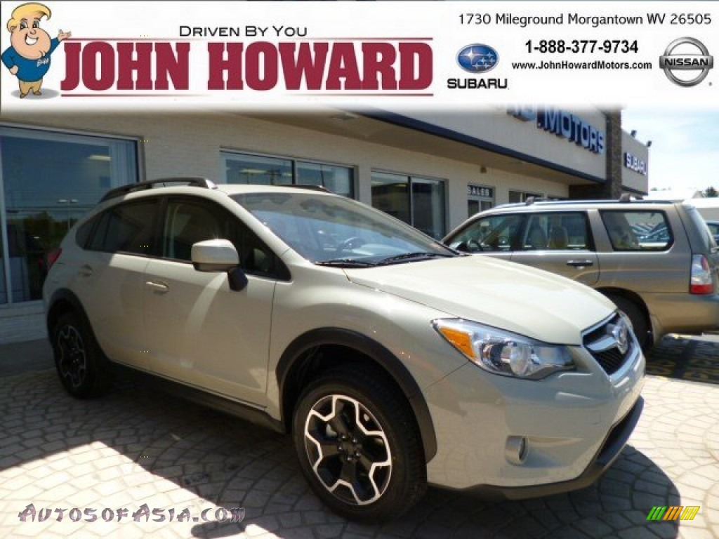 2013 subaru xv crosstrek 2 0 limited in desert khaki 857217 autos of asia japanese and. Black Bedroom Furniture Sets. Home Design Ideas
