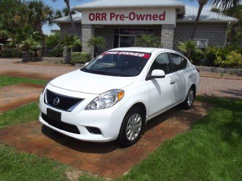 Courtesy Acura on Fresh Powder White Nissan Versa 1 6 Sv Sedan For Sale   Autos Of Asia