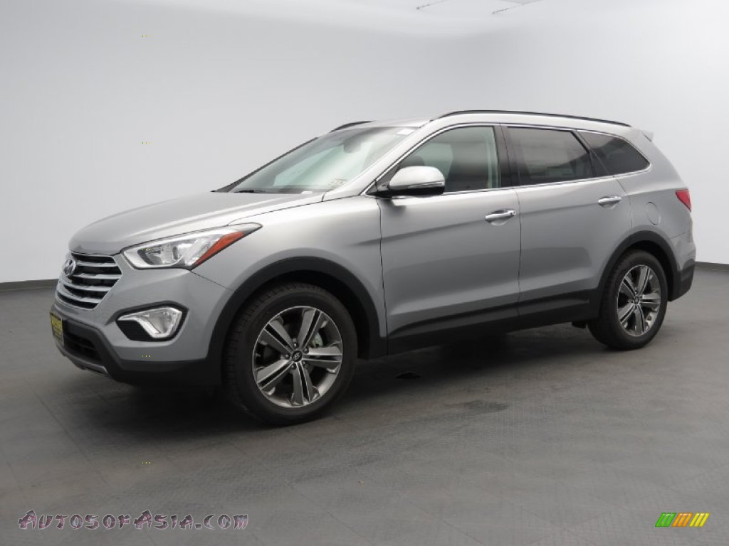 2013 Hyundai Santa Fe Limited Awd In Iron Frost 005121