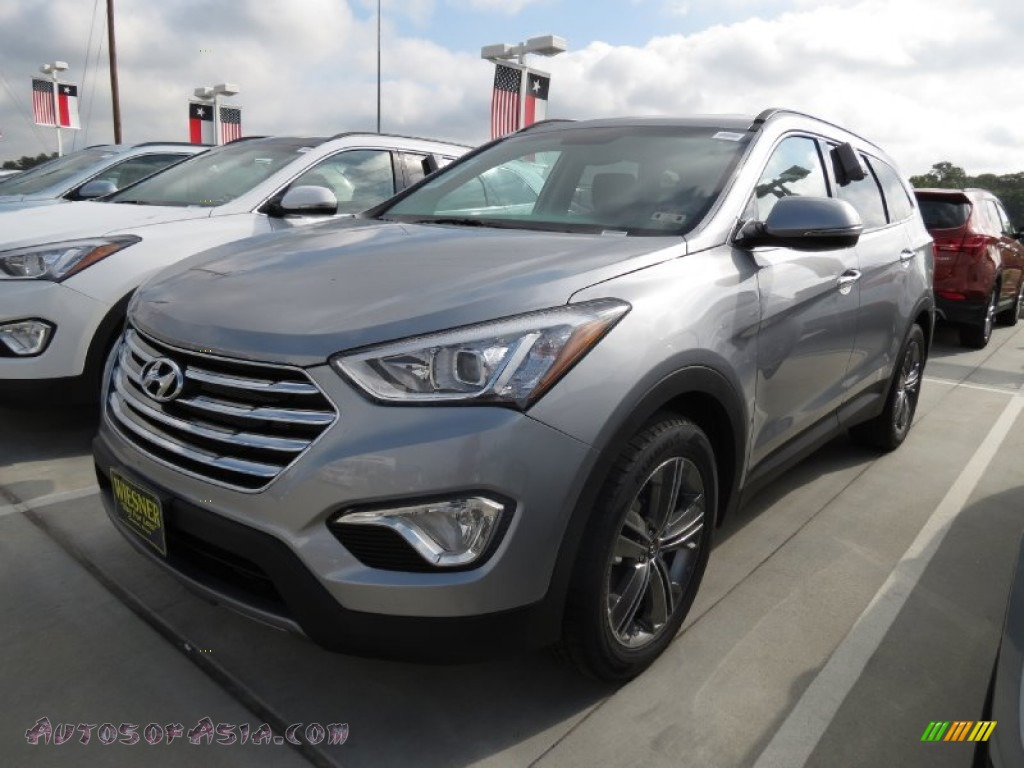 2013 Hyundai Santa Fe Limited Awd In Iron Frost Photo 7