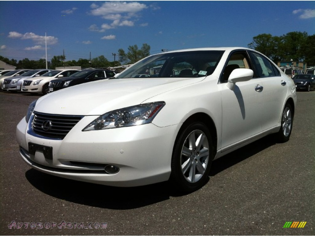 2008 lexus es 350 in starfire white pearl 271774 autos. Black Bedroom Furniture Sets. Home Design Ideas