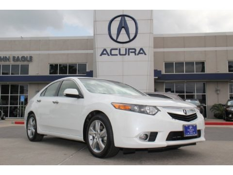 John Eagle Acura on Bellanova White Pearl Ebony New   31405 John Eagle Acura