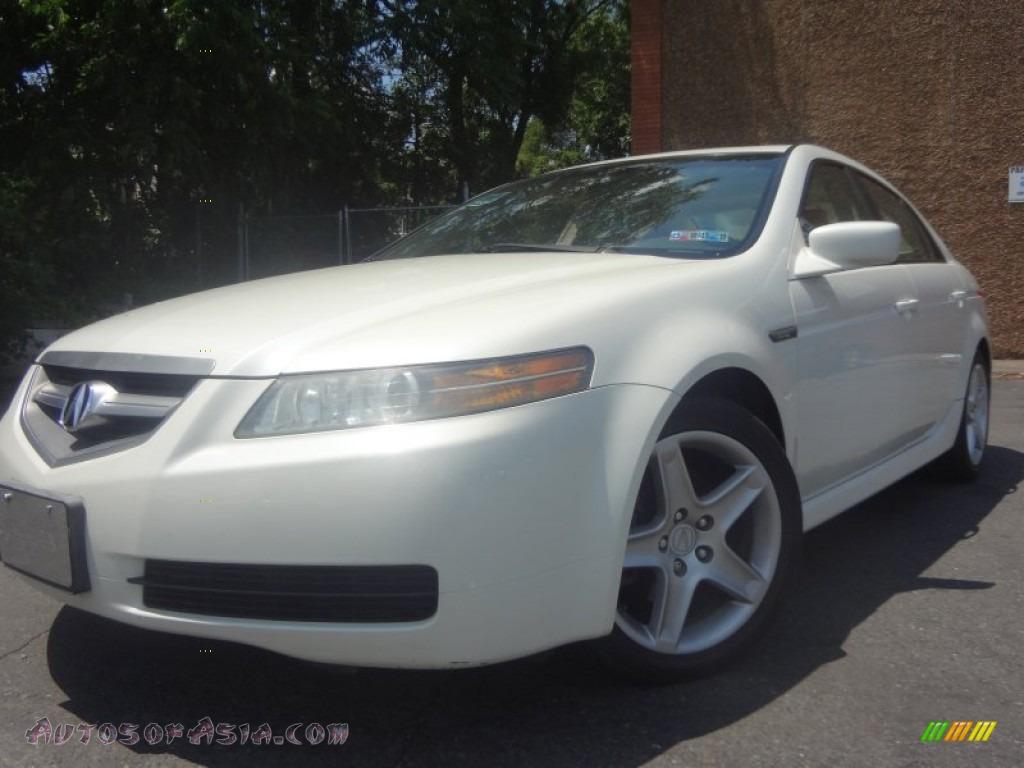 2004 Acura Tl 3 2 In White Diamond Pearl 043821 Autos