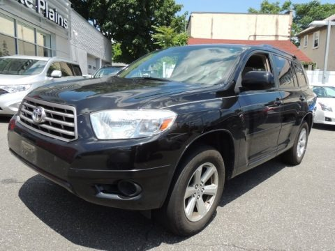 Baierl Acura on Black Toyota Highlander V6 4wd For Sale   Autos Of Asia   Japanese And