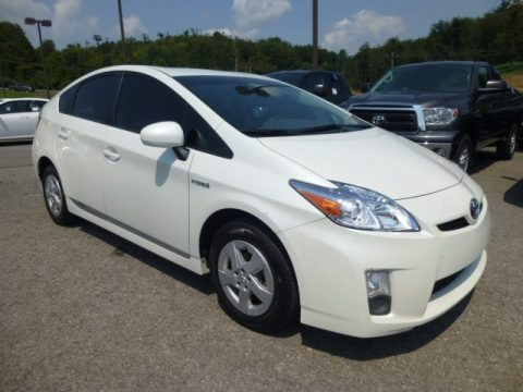 Baierl Acura on Blizzard White Pearl Toyota Prius Hybrid Ii For Sale   Autos Of Asia