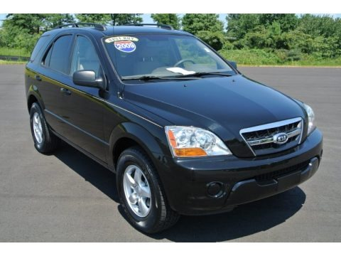 Harper Acura on Ebony Black Kia Sorento Lx For Sale   Autos Of Asia   Japanese And