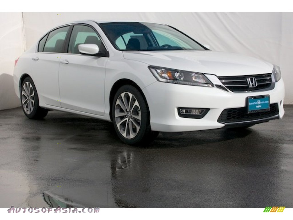 2014 honda accord sport sedan in white orchid pearl 011970 autos of asia japanese and. Black Bedroom Furniture Sets. Home Design Ideas