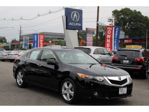 Rallye Acura on Crystal Black Pearl Acura Tsx Sedan For Sale   Autos Of Asia