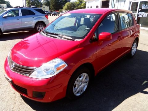 Baierl Acura on Red Alert Nissan Versa 1 8 S Hatchback For Sale   Autos Of Asia
