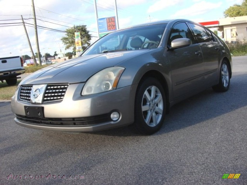 2005 nissan maxima 3 5 sl in coral sand metallic 842907. Black Bedroom Furniture Sets. Home Design Ideas