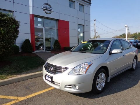 Ramsey Acura on Brilliant Silver Nissan Altima 2 5 Sl For Sale   Autos Of Asia