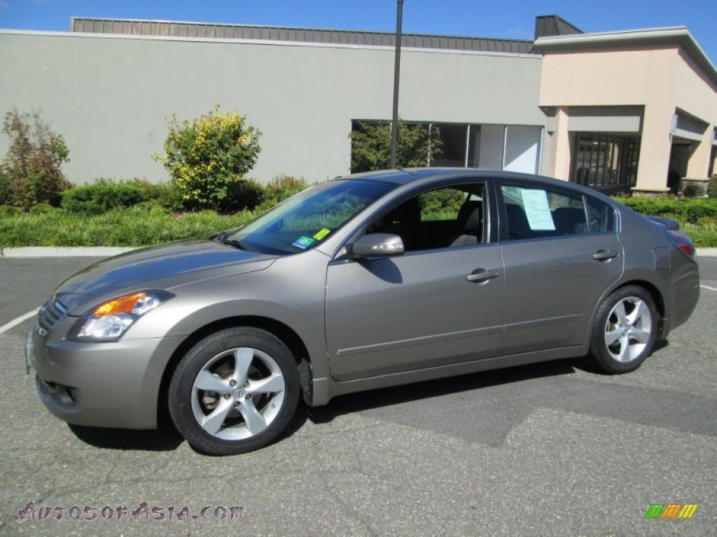 2007 nissan altima 3 5 se in pebble beach metallic 157134 autos of asia japanese and. Black Bedroom Furniture Sets. Home Design Ideas