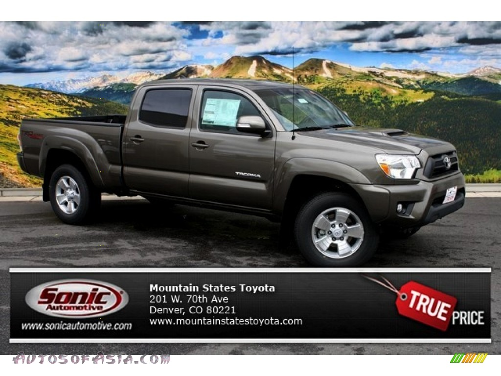 2014 toyota tacoma v6 trd sport double cab 4x4 in pyrite mica 062720 autos of asia. Black Bedroom Furniture Sets. Home Design Ideas