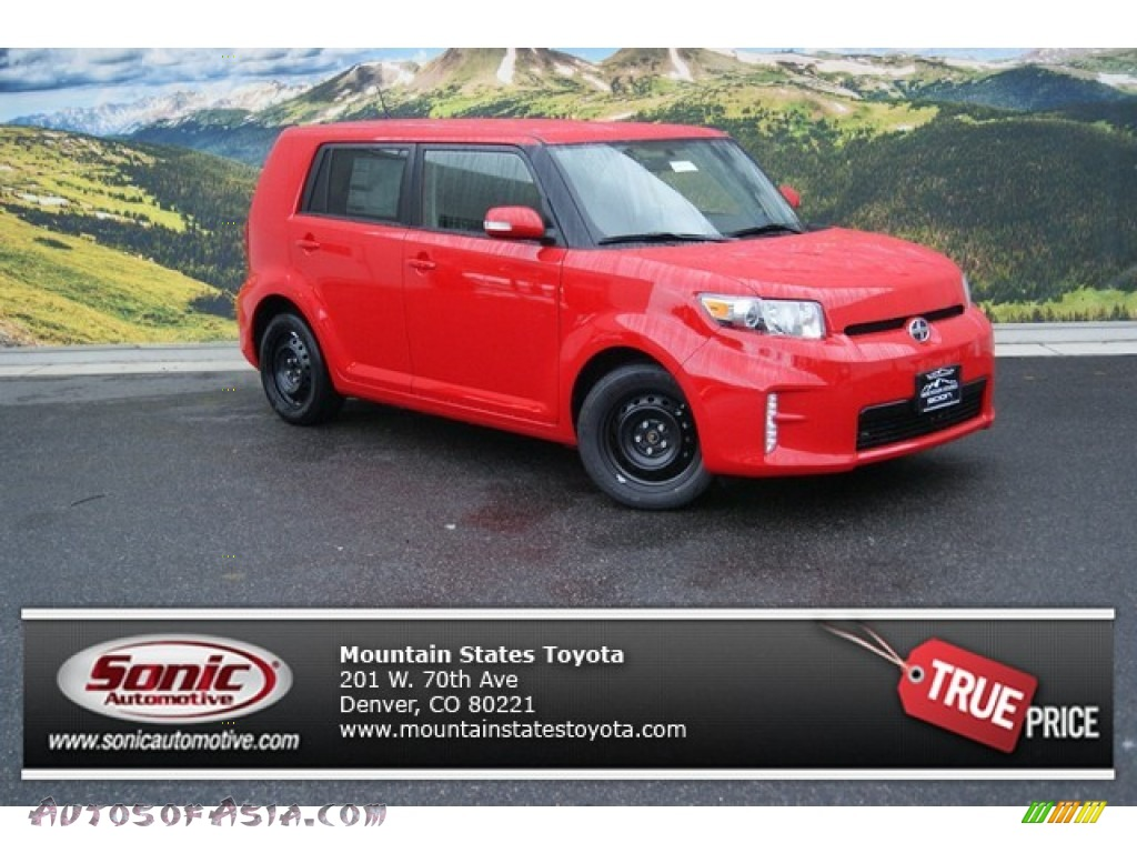 2016 Toyota Rav4 Moon Township >> 2013 Scion xB in Absolutly Red - 046335 | Autos of Asia - Japanese and Korean Cars for sale in ...