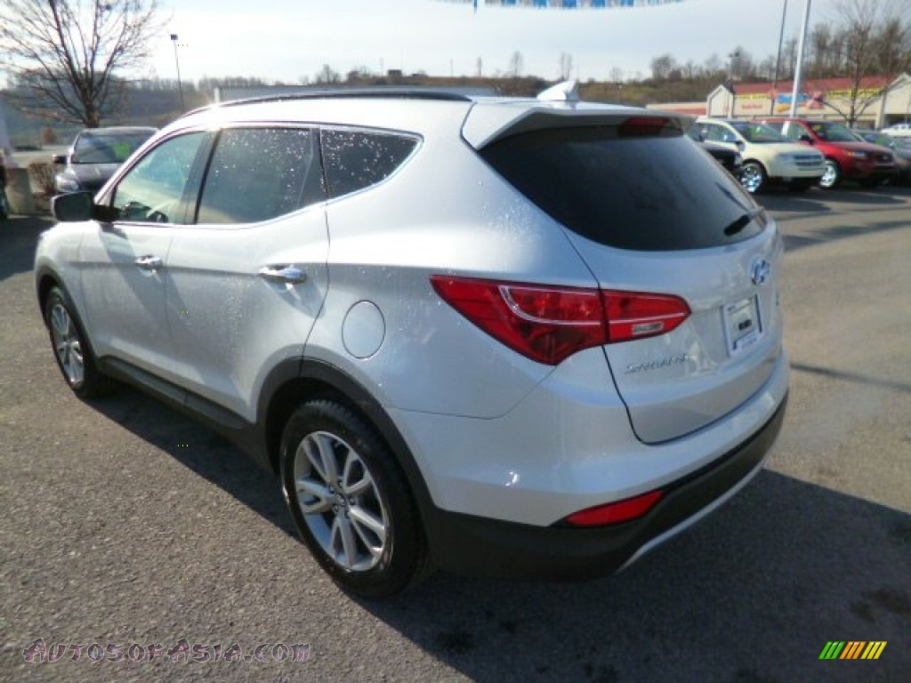 2014 hyundai santa fe sport 2 0t awd in moonstone silver. Black Bedroom Furniture Sets. Home Design Ideas
