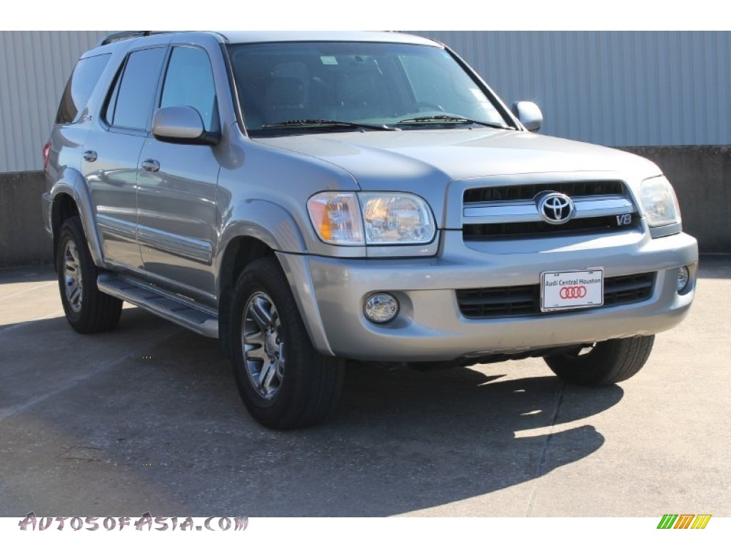 2006 toyota sequoia sr5 in phantom gray pearl 266584 autos of asia japanese and korean. Black Bedroom Furniture Sets. Home Design Ideas