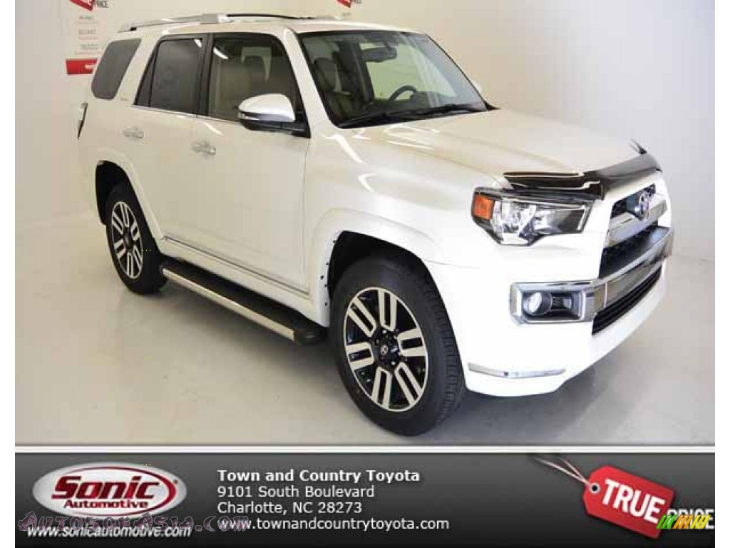 Deleted Listing 2014 Toyota 4runner Limited 4x4 In
