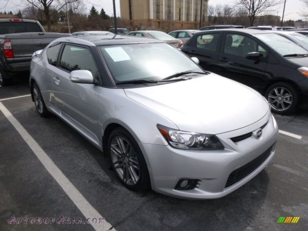 2012 scion tc in classic silver metallic 036626 autos of asia japanese and korean cars for. Black Bedroom Furniture Sets. Home Design Ideas