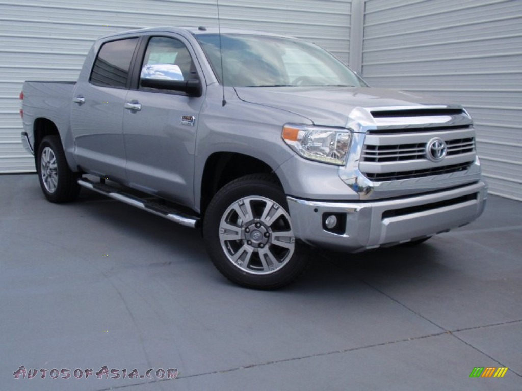 2014 toyota tundra 1794 edition crewmax 4x4 in silver sky metallic 379466 autos of asia. Black Bedroom Furniture Sets. Home Design Ideas