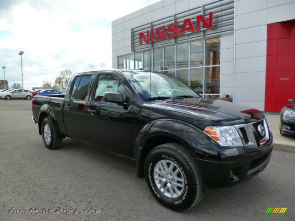 Nissan Frontier 4x4 Crew Cab For Sale