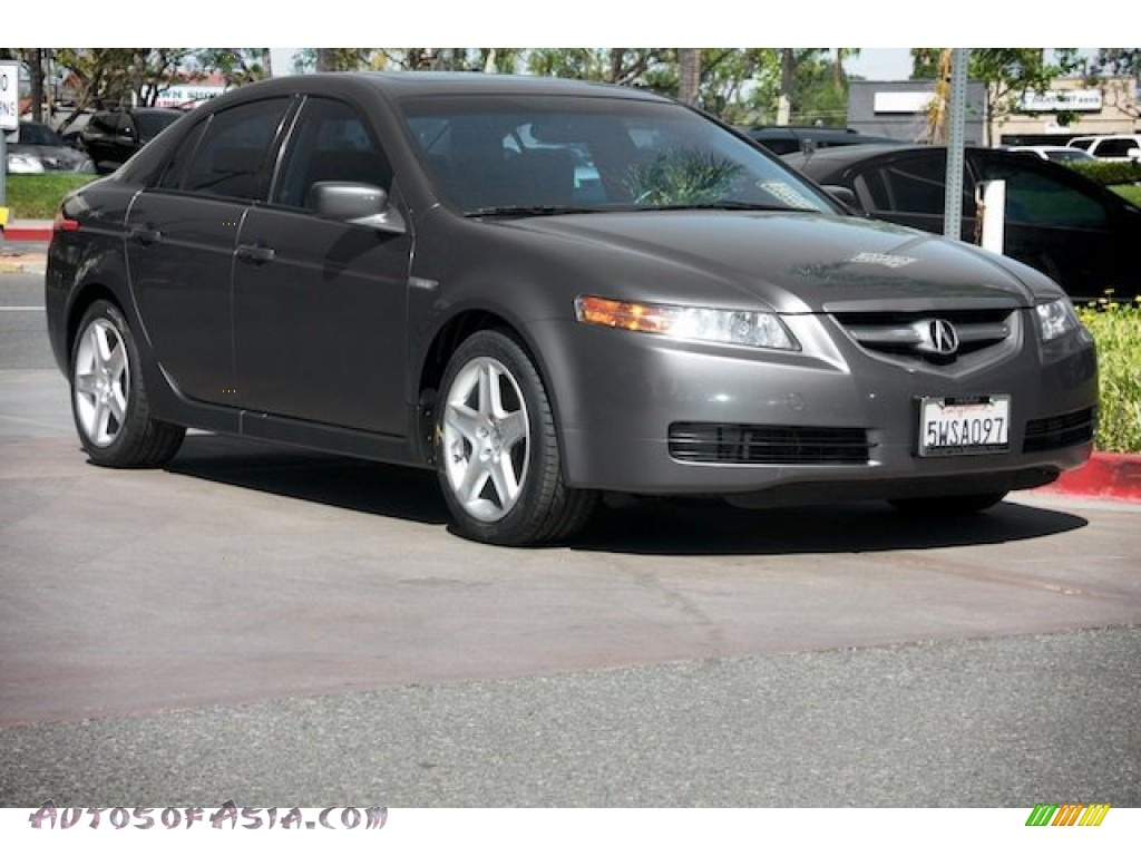 Anthracite Metallic / Quartz Acura TL 3.2