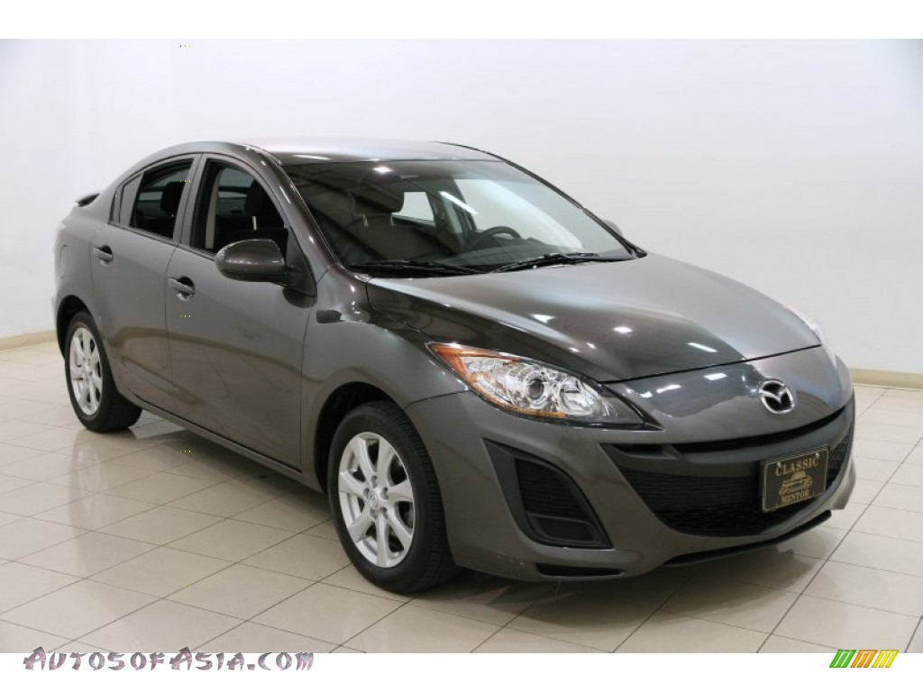 2011 mazda mazda3 i touring 4 door in graphite mica 483116 autos of asia japanese and. Black Bedroom Furniture Sets. Home Design Ideas