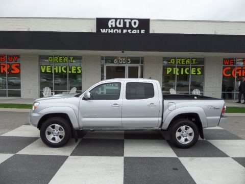 2012 Toyota Tacoma V6 Trd Sport Double Cab 4x4 In Pyrite