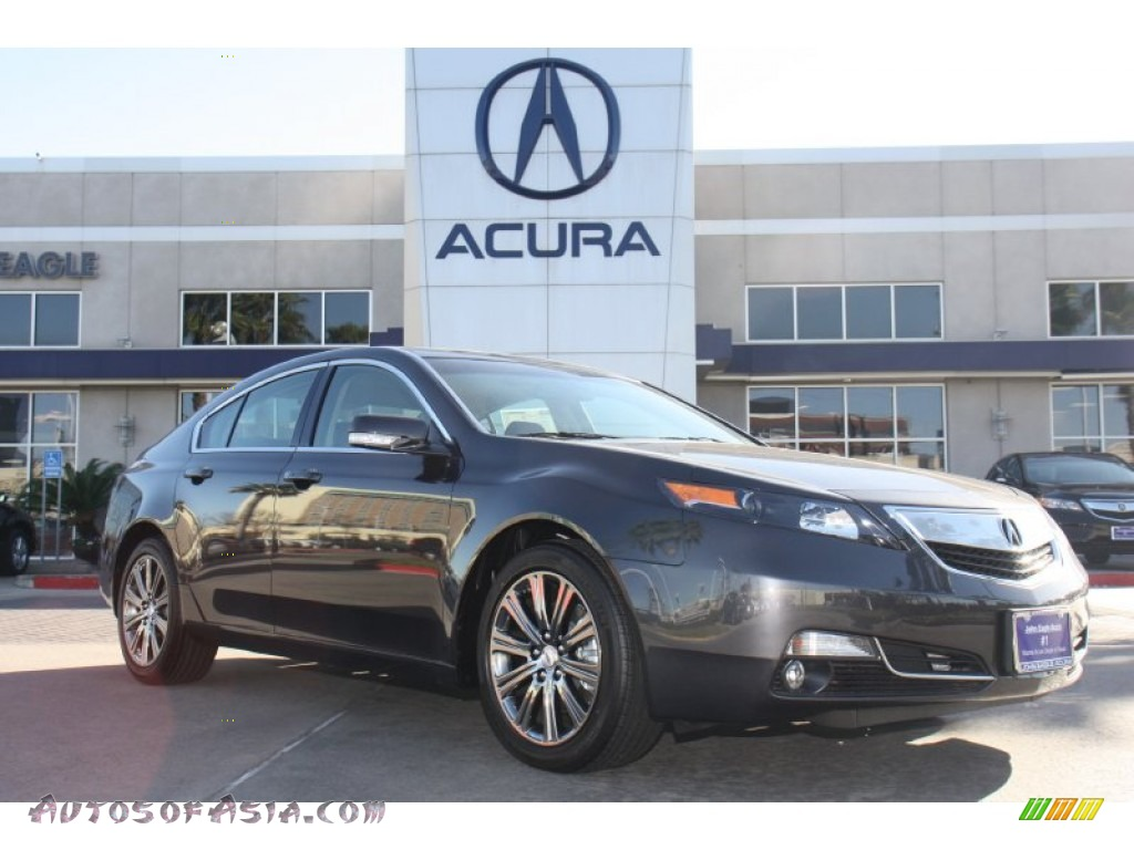 2014 acura tl special edition in graphite luster metallic 003876 autos of asia japanese. Black Bedroom Furniture Sets. Home Design Ideas