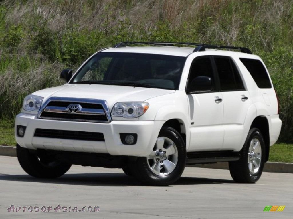 2016 Toyota Rav4 Moon Township >> 2007 Toyota 4Runner Sport Edition in Natural White - 082577 | Autos of Asia - Japanese and ...